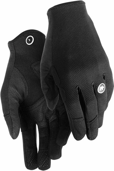 Assos TRAIL FF Gloves Color: blackSseries