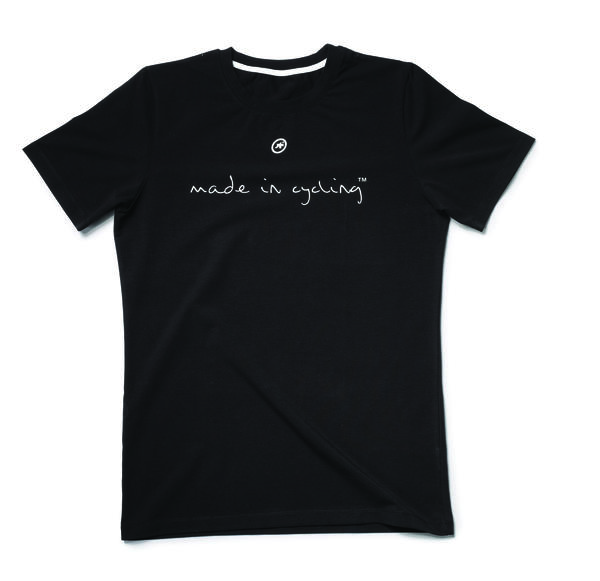 Assos T-Shirt Made in Cycling SS