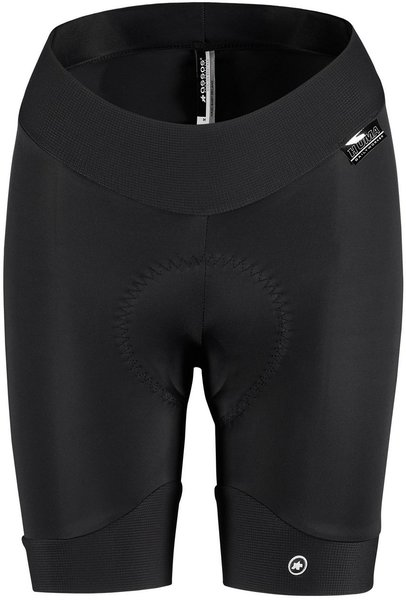 Assos Uma GT Half Shorts Color: Blackseries