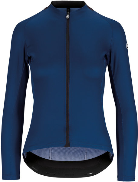 Assos UMA GT Summer LS Jersey Color: caleumBlue