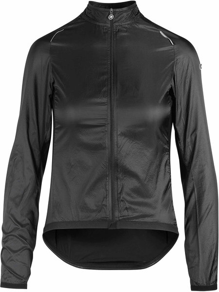 Assos UMA GT Wind Jacket Color: blackSeries