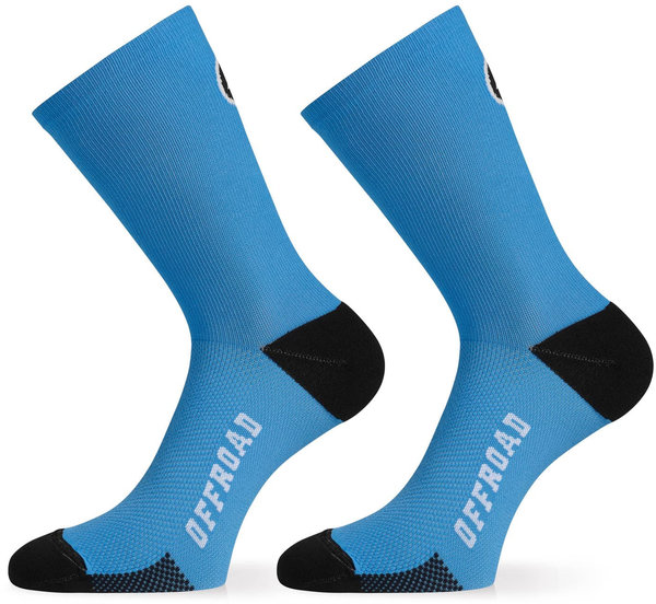 Assos XC Socks Color: corfublue