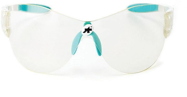Assos Zehgo Crystal Eyewear Color | Lens: Transparent | Clear