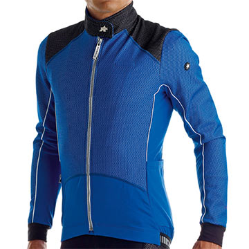 Assos Air Jack 851 Jacket Color: Blue