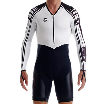 Assos CS Uno Chronosuit Color: White