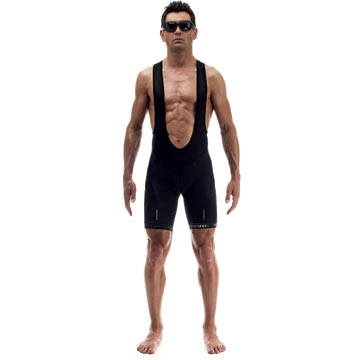 Assos T FI Mille S5 Regular Leg Bib Shorts Color: Black