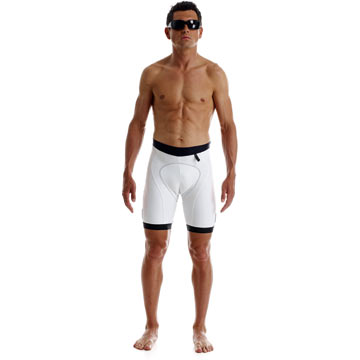 Assos H FI Uno S5 Shorts Color: White