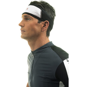 Assos Summer Headband Color: White