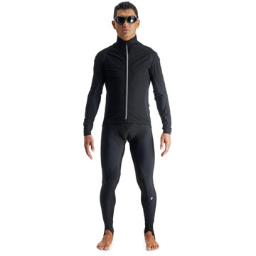 Assos IJ HaBu 5 Jacket Color: Black Volkanga