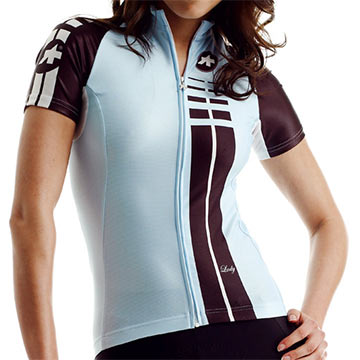 Assos SS Lady Ltd Jersey Color: Almatysky
