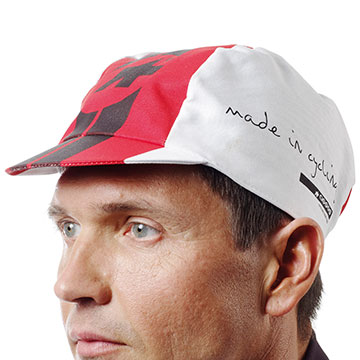 Assos Summer Cap S7 Color: Red Swiss