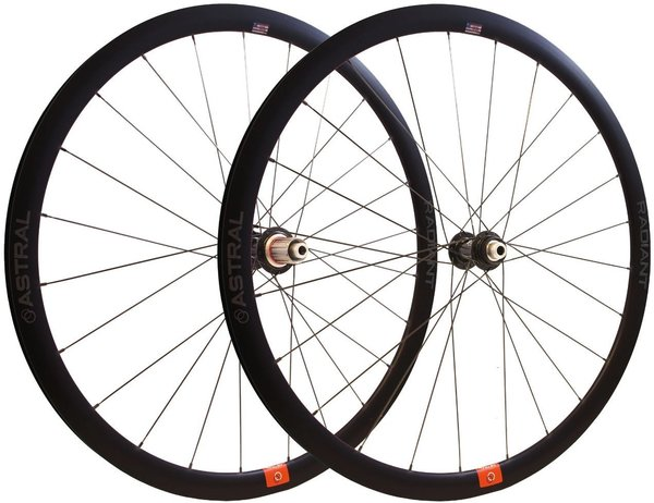 Astral Cycling Radiant Disc Wheelset