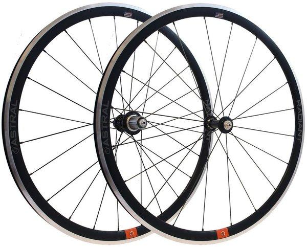 Astral Cycling Radiant Rim Brake Wheelset