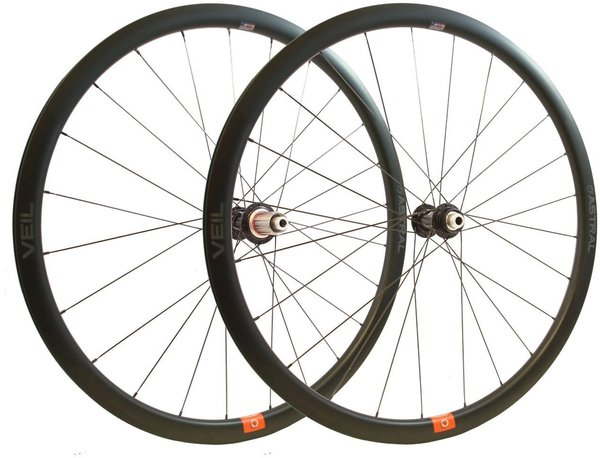 Astral Cycling Veil3 Disc Wheelset