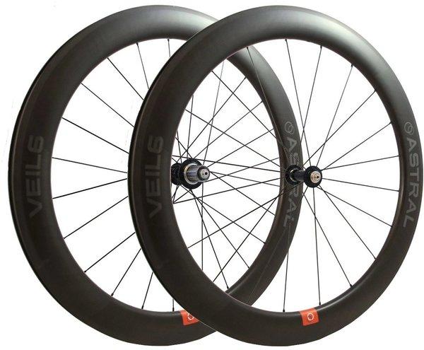 Astral Cycling Veil6 Rim Brake Wheelset
