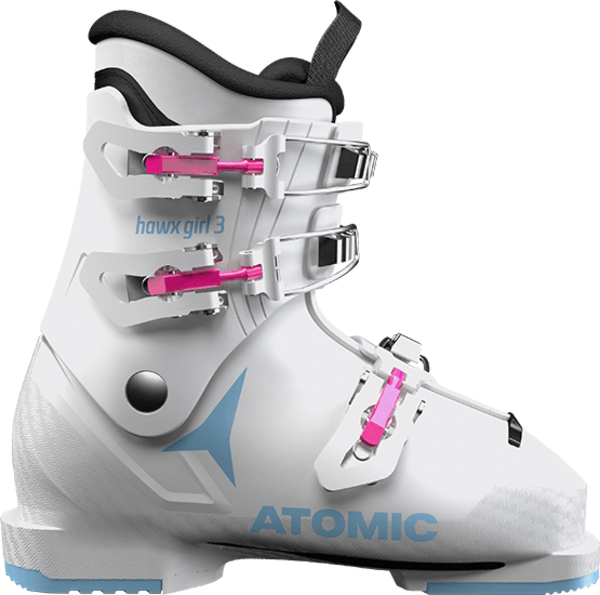 Atomic Hawx Girl 3 Color: White