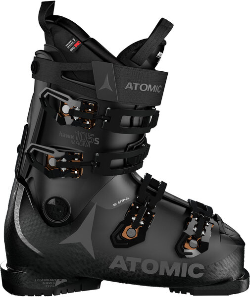 Atomic Hawx Magna 105 S W Color: Black/Copper