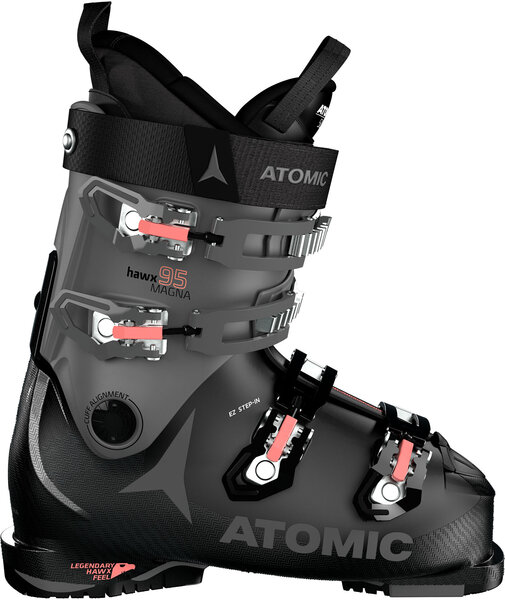 Atomic Hawx Magna 95 S W Color: Black/Anthracite/Coral