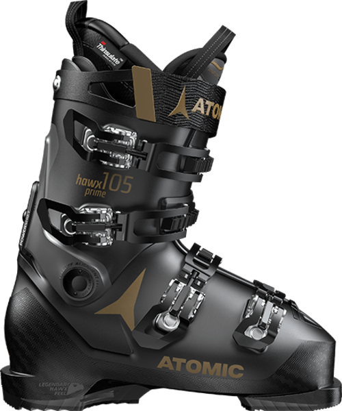 Atomic Hawx Prime 105 S W Color: Black
