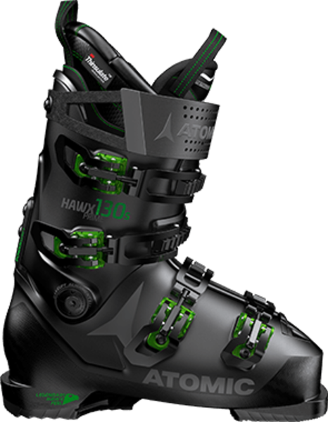 Atomic Hawx Prime 130 S Color: Black/Green
