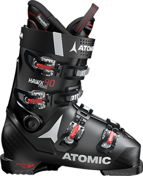 Atomic Hawx Prime 90 Color: Black