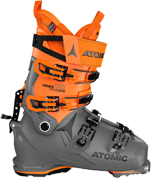 Atomic Hawx Prime XTD 120 Tech GW Color: Anthracite/Orange/Black