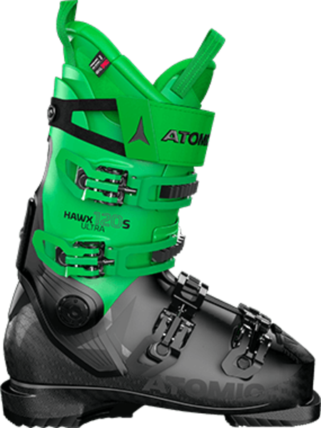 Atomic Hawx Ultra 120 S Color: Black/Green