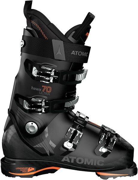Atomic Hawx Ultra 70 GW Color: Black/Orange