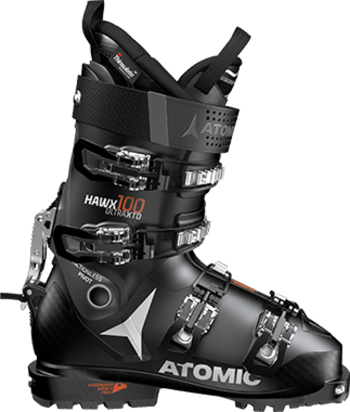 Atomic Hawx Ultra XTD 100 Color: Black