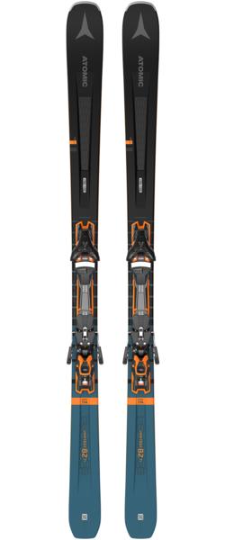 Atomic Vantage 82 TI + F 12 GW
