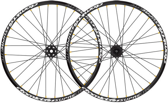 Atomlab Standard Issue 26-inch Wheels Axle | Model | Size: 10x135mm | Cassette | 26