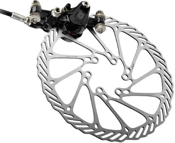 Avid X0 Hydraulic Disc Brake Color: Black