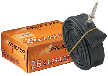 Avenir Threaded Presta Valve Tube Size: 26 x 1.25-1.50