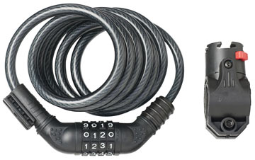 Avenir Coil Combo Cable Lock