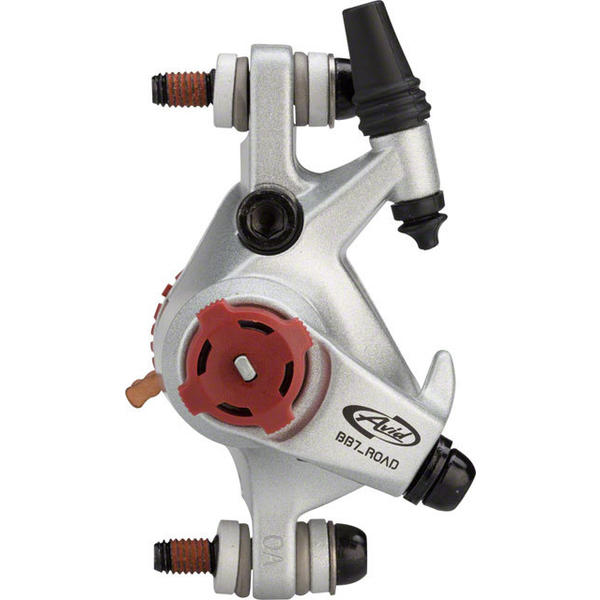Avid BB7 Road Cable Disc Brake Caliper Color: Silver