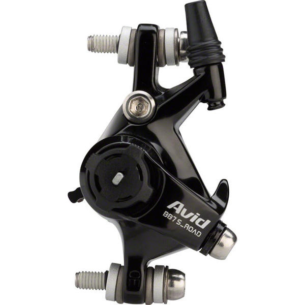 Avid BB7 S Road Cable Disc Brake Caliper Color: Black