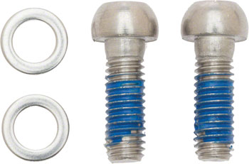 Avid Disc Bracket Mounting Bolts (Titanium)