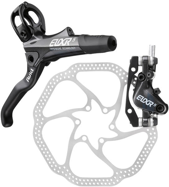 Avid Elixir 5 Hydraulic Disc Brake Color: Black
