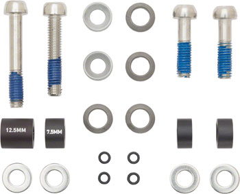 Avid Front 170mm Post Bracket Hardware Kit