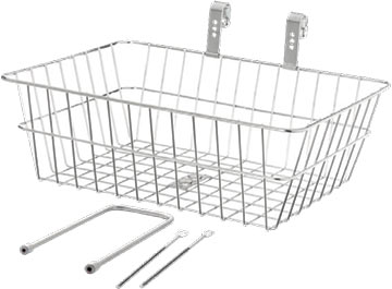 Avenir Adjustable Front Basket (Large)
