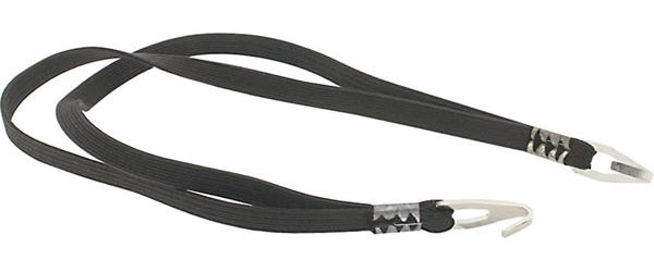 Axiom Baggage Straps Color: Black