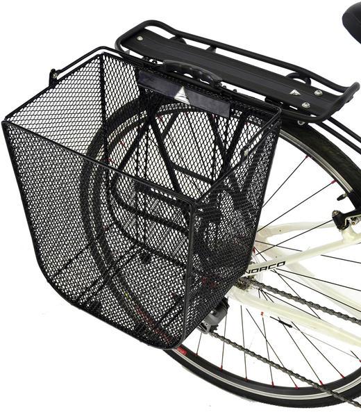 Axiom QR Shopping Basket