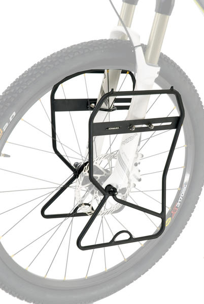 Axiom Journey Suspension & Disc Lowrider Front Rack