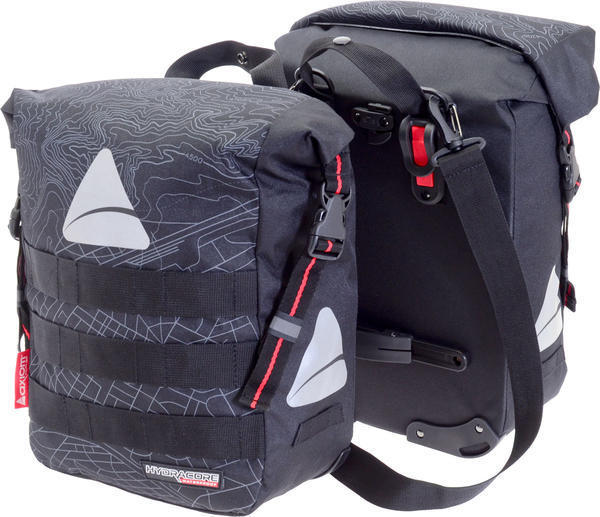 Axiom Monsoon Hydracore 32+ Color: Black