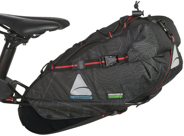 Axiom Monsoon Oceanweave Citypack P12+ Color: Black