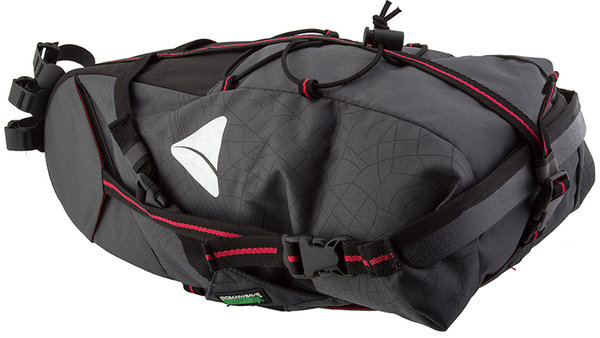 Axiom Monsoon Oceanweave Seatpack Bag Color: Black