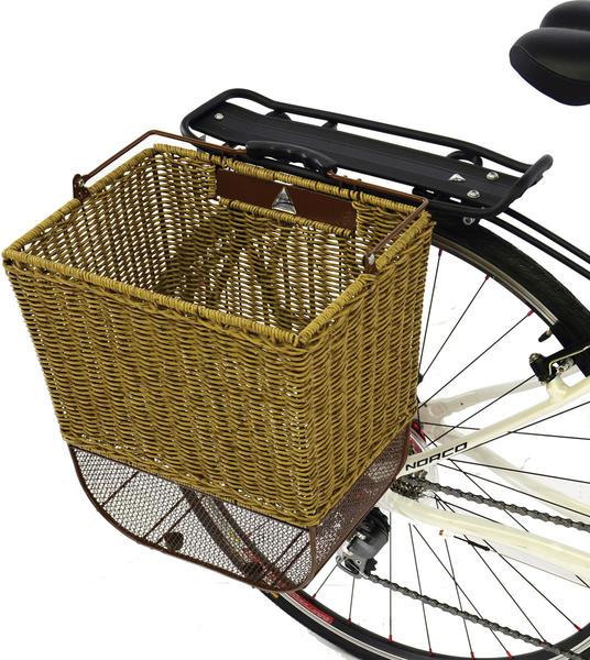 Axiom QR Shopping Basket DLX
