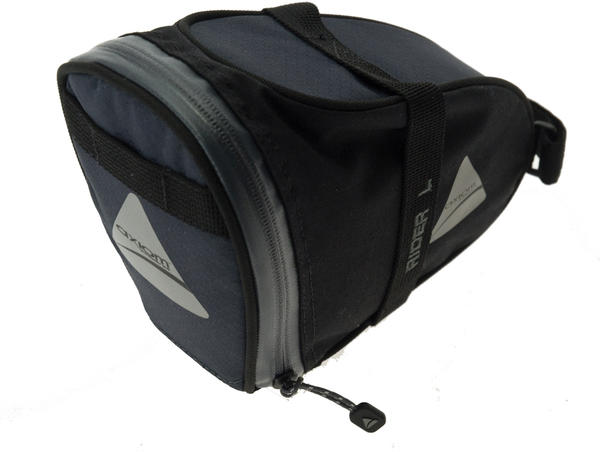 Axiom Rider DLX Seat Bag Color: Gray/Black