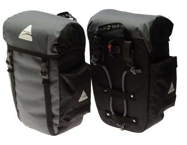 Axiom Seymour DLX Panniers Sold in pairs.