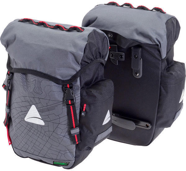 Axiom Seymour Oceanweave 22+ Color: Gray/Black